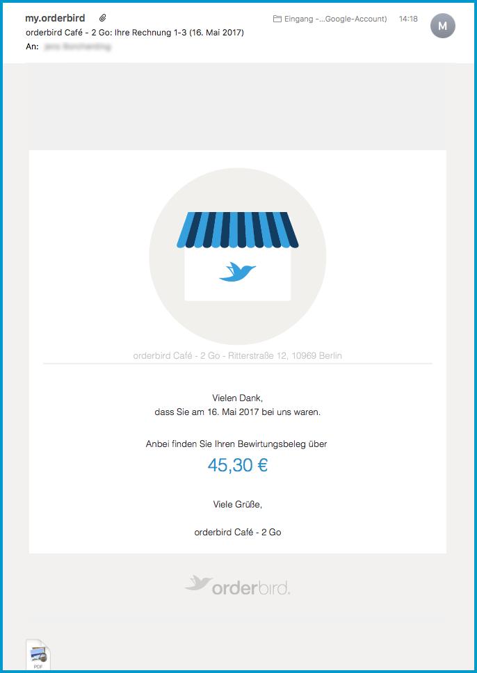Was Kann Ich Im Rechnungsarchiv Machen Orderbird Online Support